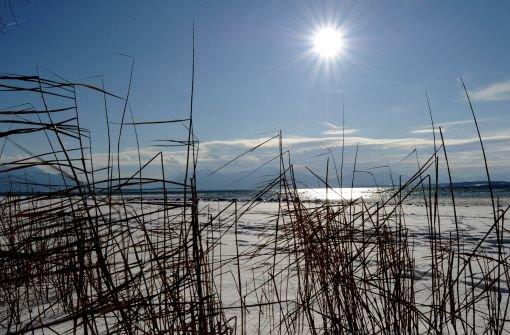 Energie vom Ufer des Bodensees