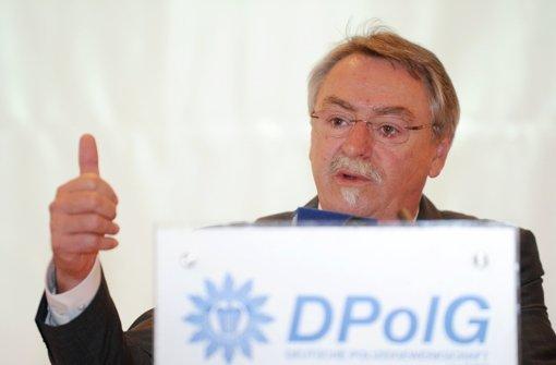 Polizeichefs zur Untätigkeit verdammt
