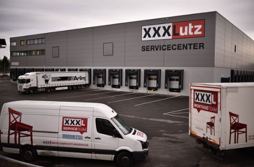 Kühlschrank Xxxl : Korb das möbelzentrum in größe xxxl legt los rems murr kreis