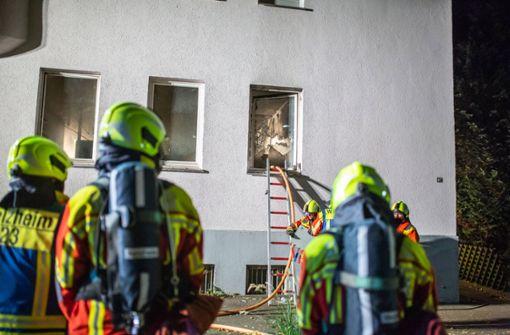 Wäschetrockner löst Brand aus