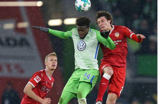 21 Jahre alt und schon wichtig beim VfB