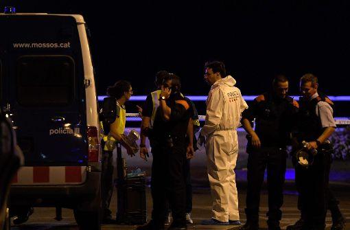 Polizei verhindert weitere Attacke