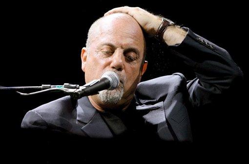 Höchste Ehren für Billy Joel und Stevie Wonder