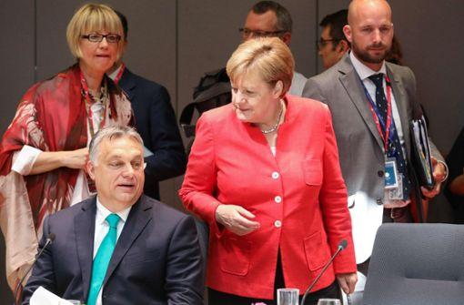 Europa demonstrierte Entschlossenheit