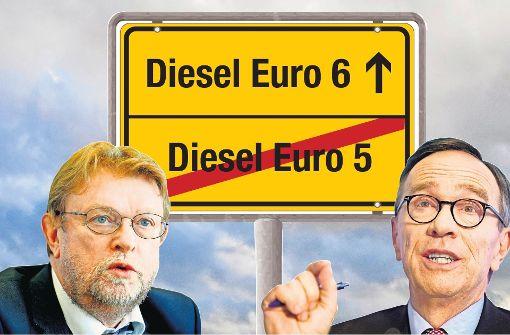 Hoffnungsschimmer für Dieselfahrer