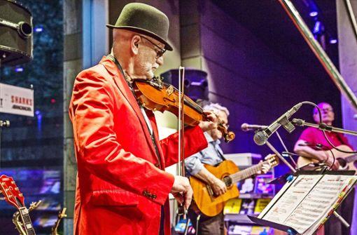 Musik ohne Rentenbescheid