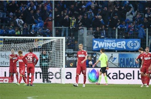 Hoffenheim schockt Stuttgart