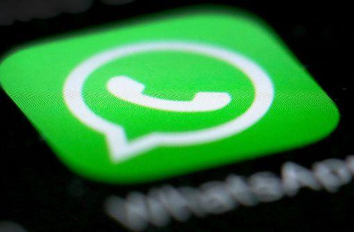 Wann genau die Betaversion für WhatsApp erhältlich ist, ist unklar. Foto: dpa