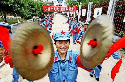 China stellt visionären 30-Jahres-Plan vor