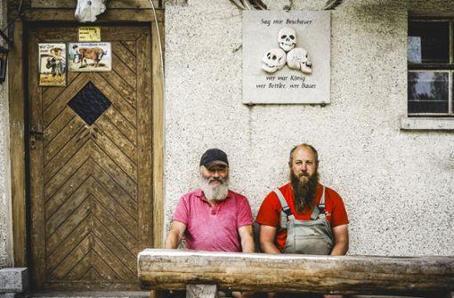 Ein schwules Bauernpaar in Oberschwaben
