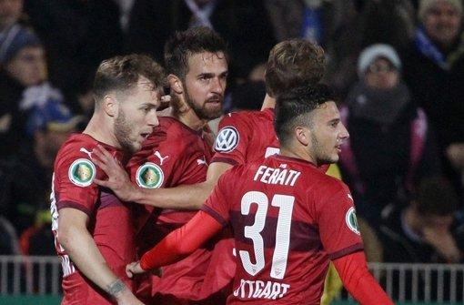 VfB Stuttgart siegt glanzlos