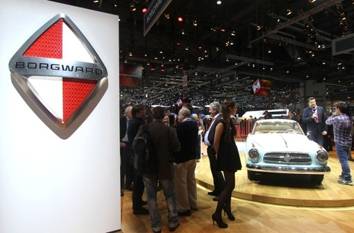 Stuttgart wird Sitz der Marke Borgward