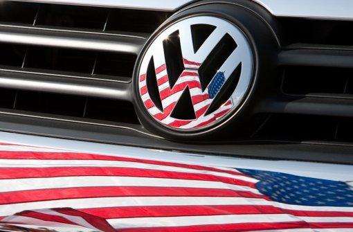USA verklagen VW, Porsche und Audi
