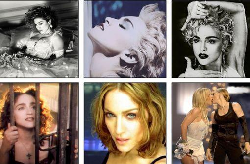 Madonna und wir