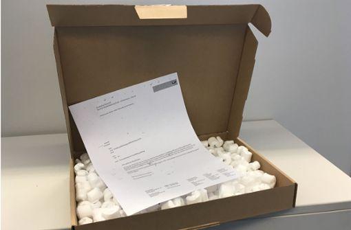 Ungewöhnliche Pakete – So werden Postboten getestet