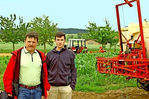 Seit vier Jahren müht sich ein Bauer um eine Lagerhalle für  Gemüse