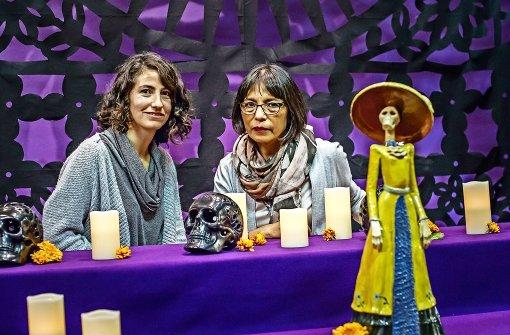 """Lindenmuseum feiert """"Tag der Toten"""""""