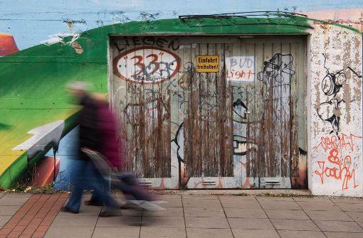 """Graffiti sorgt für """"Verwahrlosung der Städte"""""""