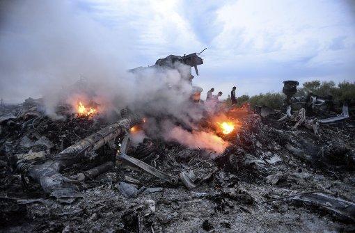 MH17 von russischer Buk-Rakete abgeschossen
