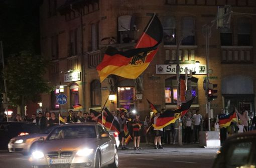 Geschafft! 2:1 hat die deutsche Nationalmannschaft gegen Schweden gewonnen