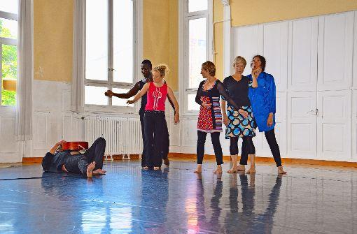 Produktionszentrum tanz und performance in stuttgart for Depot feuerbach