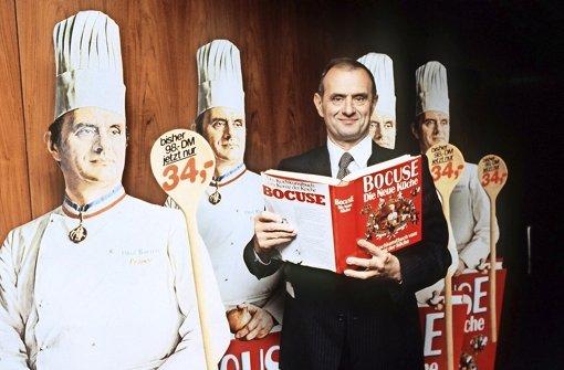 Paul Bocuse wird 90 Jahre alt