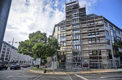 Große Niederlassung in Stuttgart erwartet