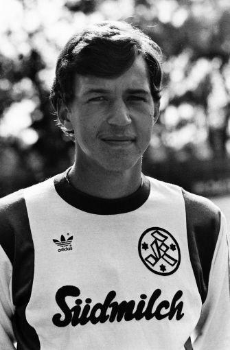 Karl Allgöwer im bAugust 1977/b Foto: Pressefoto Baumann