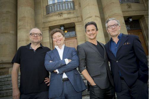 Die neuen Staatstheater-Intendanten im Gespräch