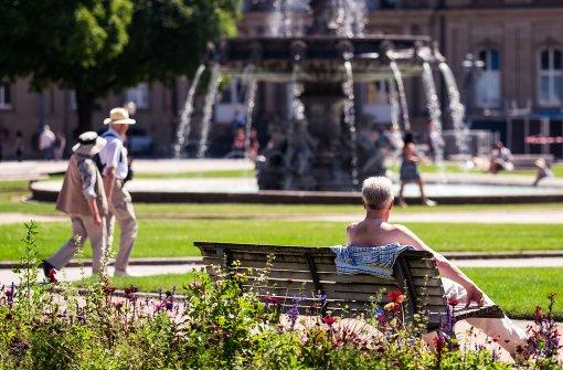 Der Sommer in Stuttgart ist ein Erlebnis von A bis Z. Foto: Max Kovalenko