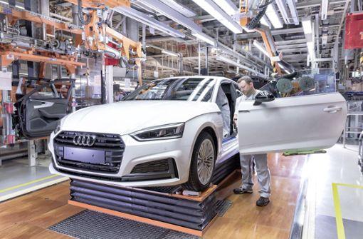 Die Zahl der verkauften Autos sinkt deutlich