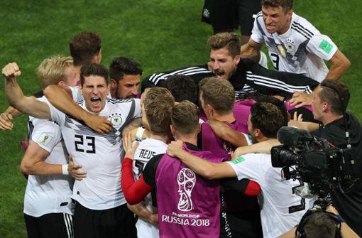 """Deutsche Pressestimmen: """"Alles schaut auf Kroos"""""""