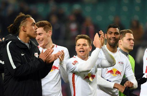 RB Leipzig bleibt an FC Bayern dran