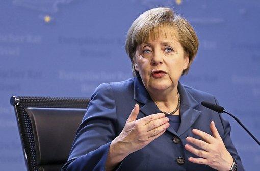 Merkel hat sich beim Langlauf verletzt
