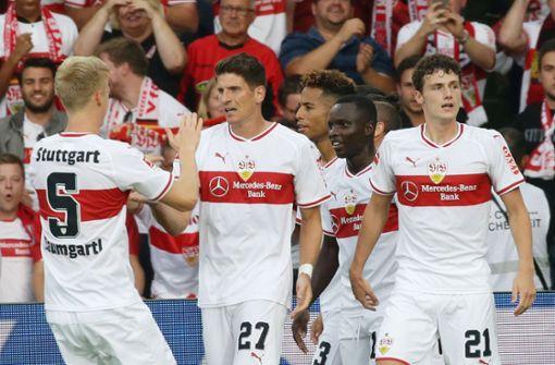 Mit dieser Aufstellung will der VfB gegen Fortuna spielen
