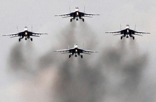 Russland liefert Assad-Regime Kampfflugzeuge