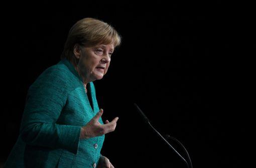 Merkel will Autoindustrie bei CO2-Grenzwerten nicht überfordern