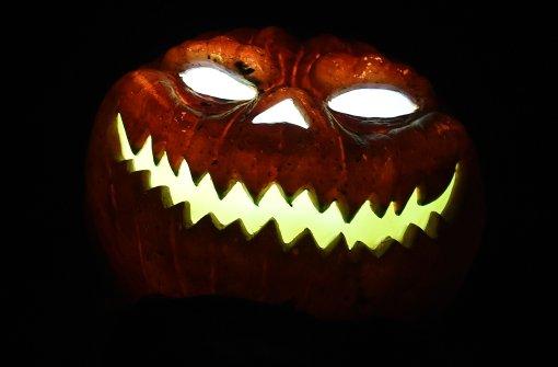 Was sich an Halloween rumtreibt