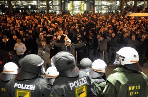 Polizisten begehen ein Dienstvergehen, wenn sie Freikarten annehmen. Foto: dpa