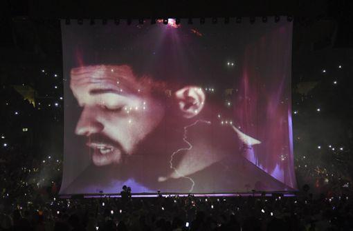 Drake knackt weiteren Beatles-Rekord