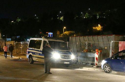 500-Kilogramm-Bombe bei Tunnelbauarbeiten gefunden