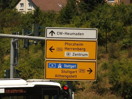 Baumarkt Ditzingen leonberg ditzingen und der weg nach feuerbach landkreis böblingen