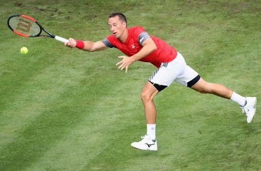 Sieben Deutsche bei US Open in Runde zwei