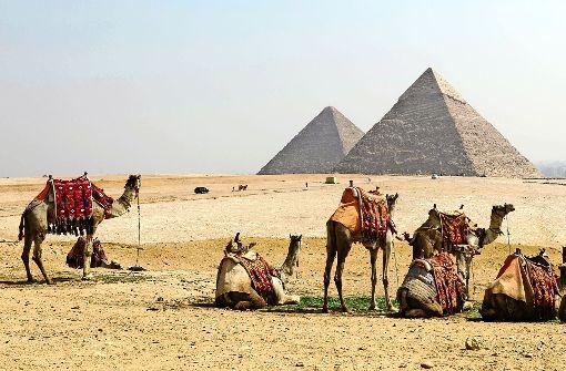 Abschied von Kairo