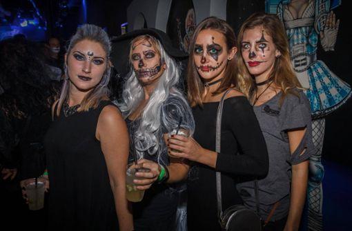 Ausverkaufte Halloween-Party weckt Untote und Geister