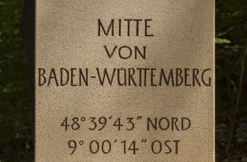 Die Mitte Baden-Württembergs befindet sich in Böblingen