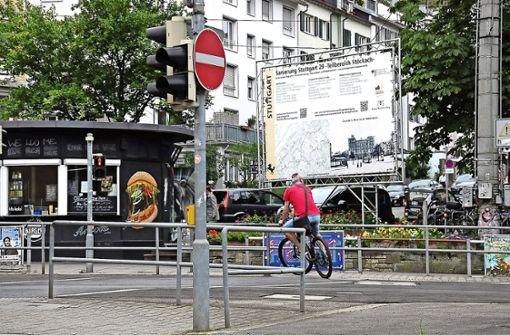 Bereits seit zehn Jahren kümmern sich die Bürger um ihren Stöckach. Foto: Georg Linsenmann