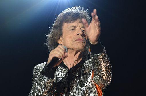 Die Rolling Stones haben in Hamburg vor 82.000 Fans gespielt.  Foto: dpa