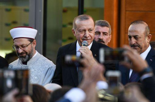 Erdogan kritisiert Umgang mit Özil und Gündogan