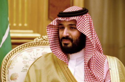 Hinweise deuten auf saudischen Kronprinzen